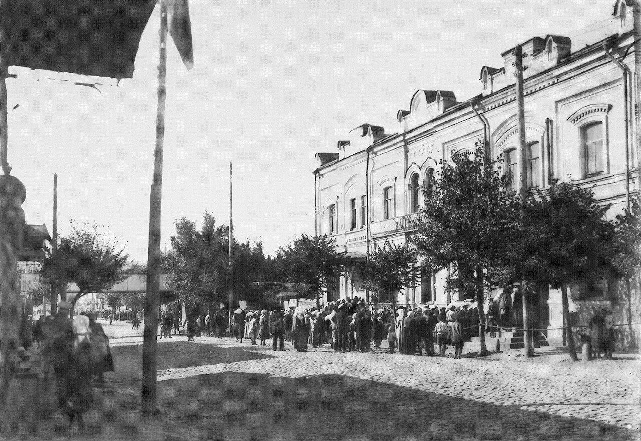Ново-Петроградская улица