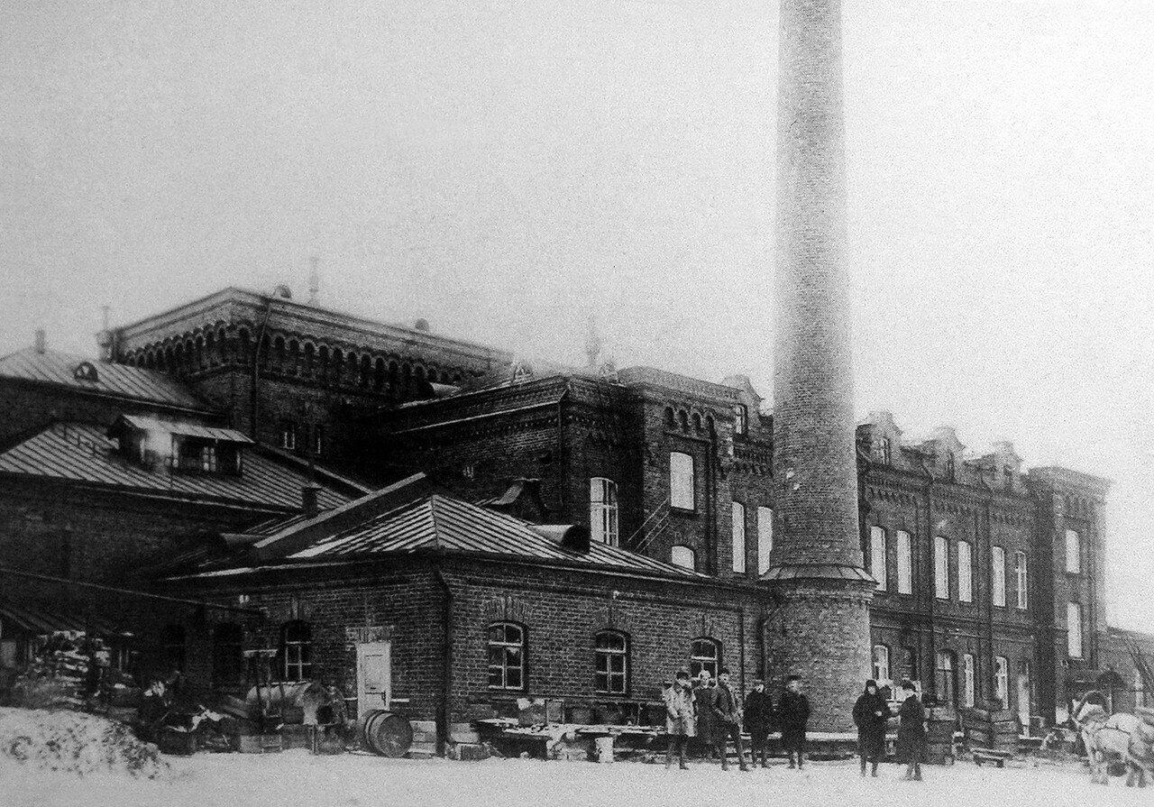 Пивоваренный завод акционерного общества