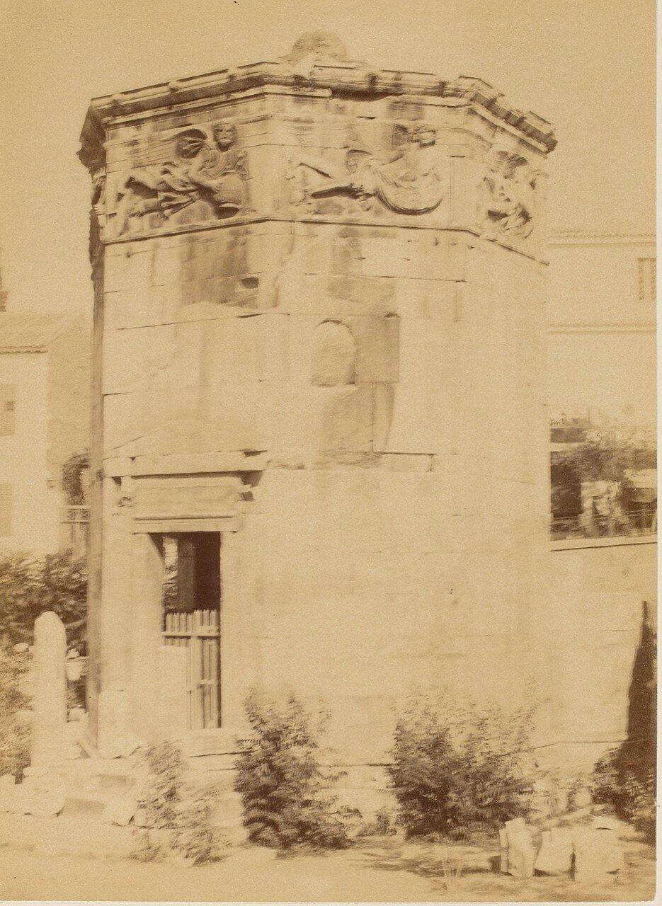79. Афины. Башня ветров (середина I-го века до н. э.)