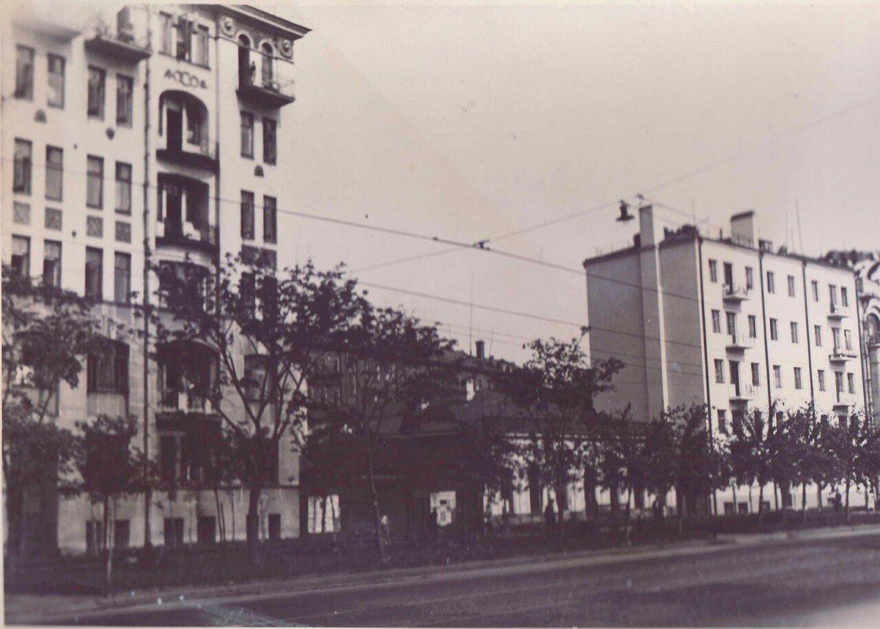 1930-е. Садовая-Кудринская