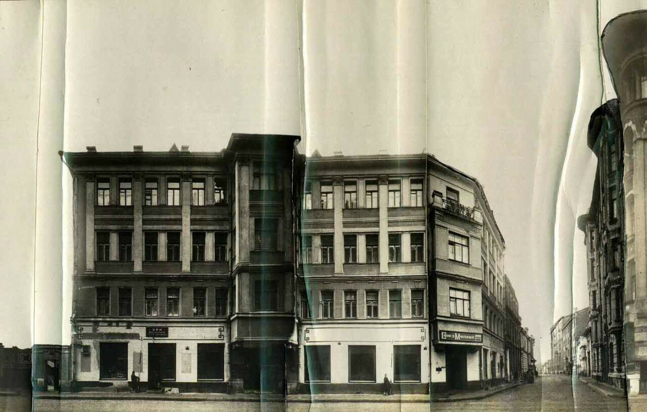 1933. Спиридоньевская, д. 25