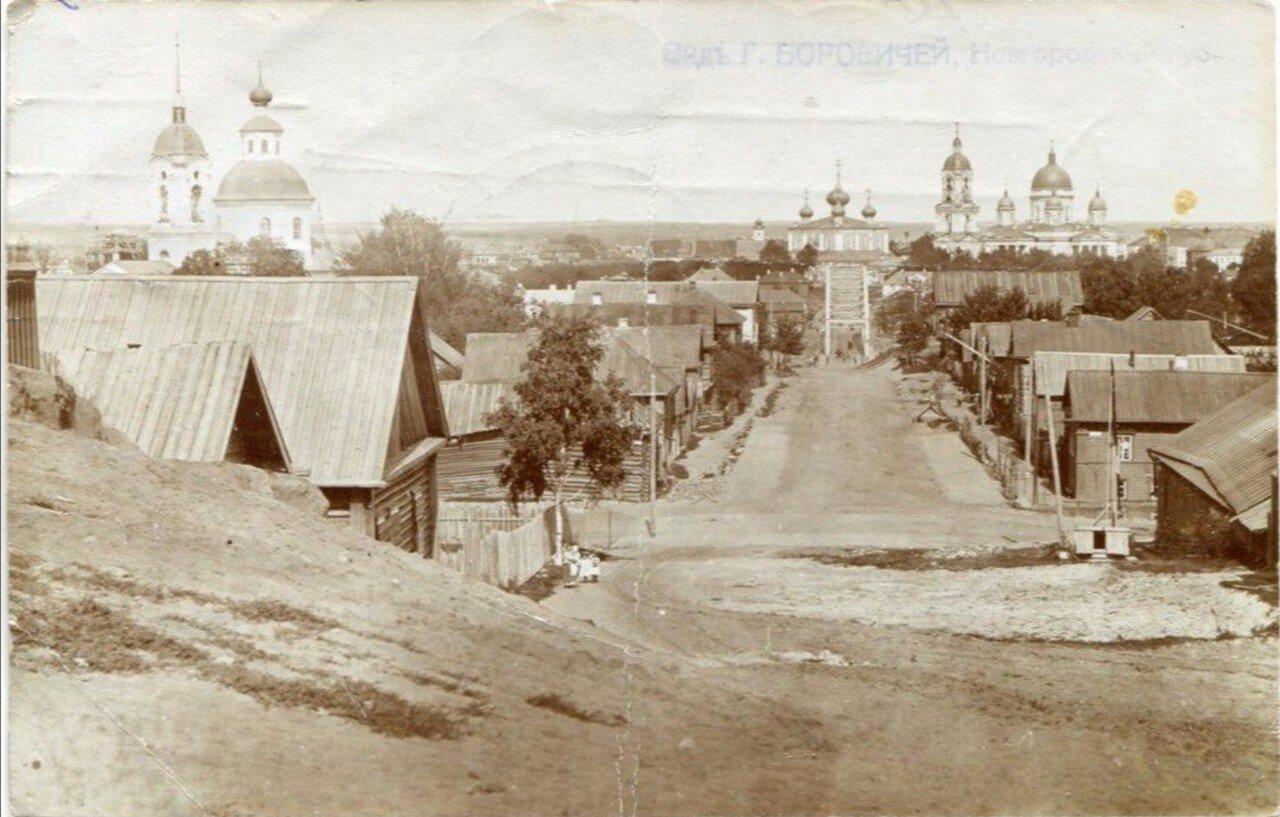 Вид со Спасской стороны на мост Белелюбского