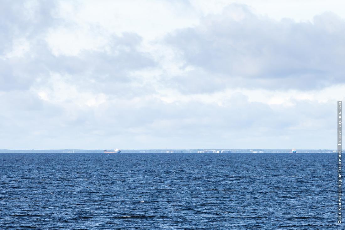 побережье белого моря фото