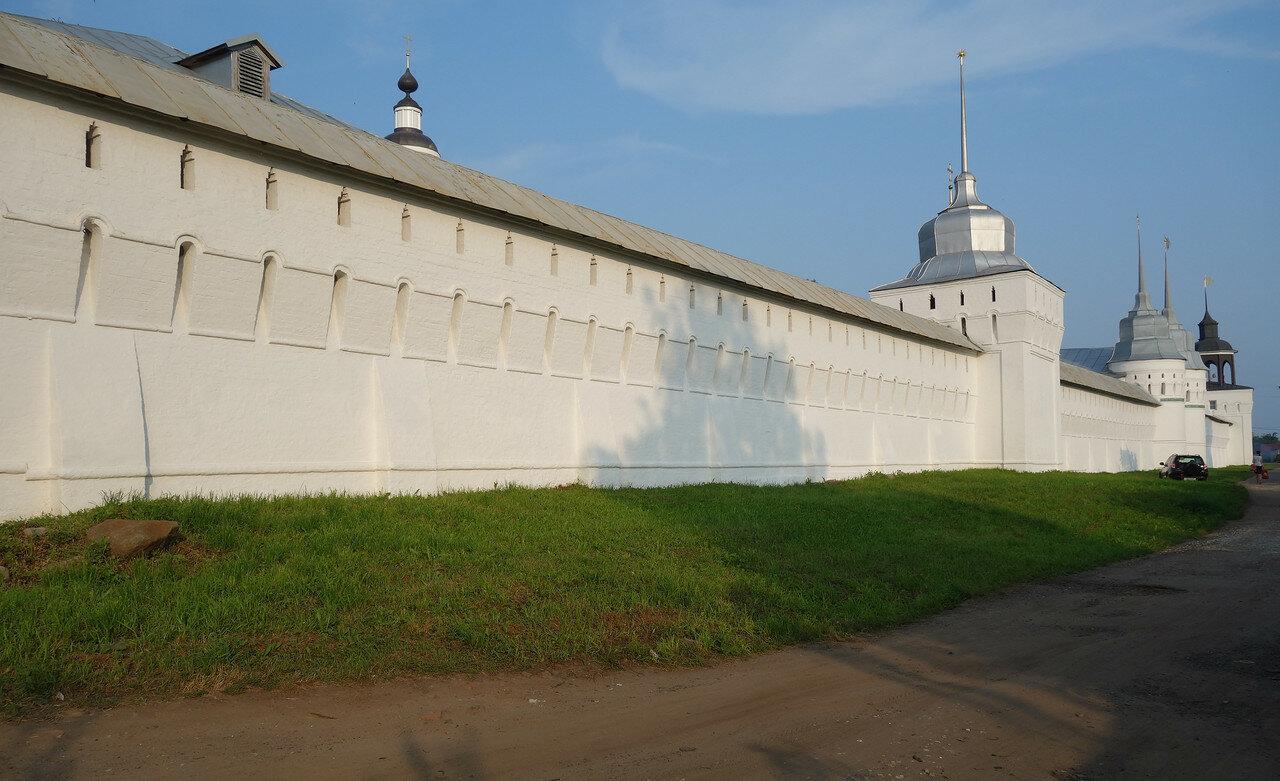 монастырь, Толга