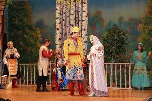 Новогоднее театрализованное представление «Хавроша»