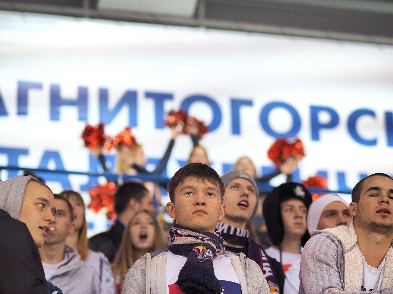 100Металлург - Сибирь 28.10.2016