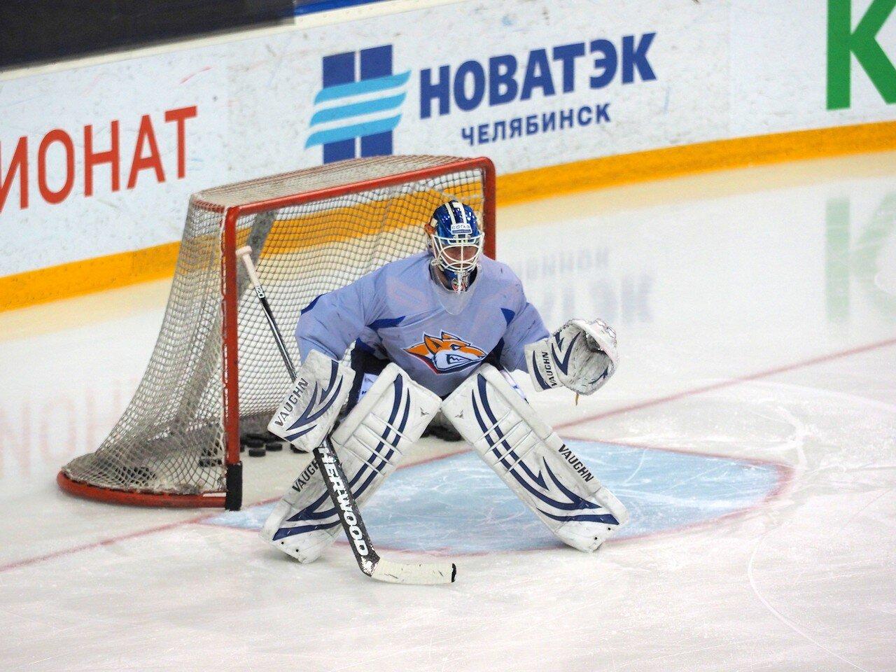 2 Открытая тренировка перед финалом плей-офф восточной конференции КХЛ 2017 22.03.2017