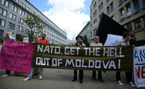 Евросоюз и НАТО озабочены «европейским» будущим Молдовы