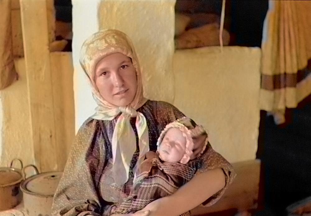 Старообрядцы в Маньчжурии, с. Романовка (30-е годы)