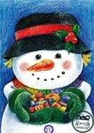 Зимне-новогодние