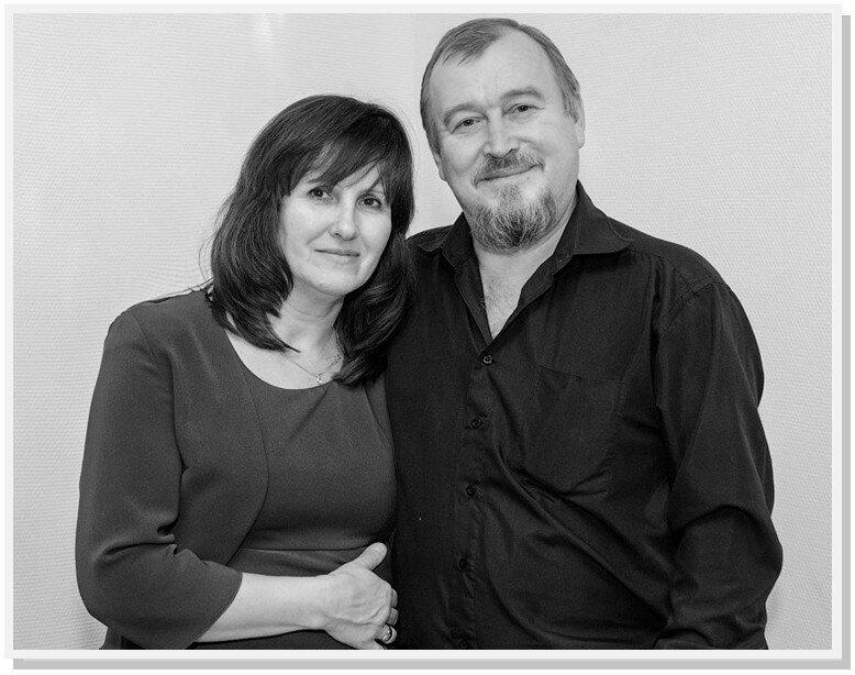 Поспеловы Александр и Людмила