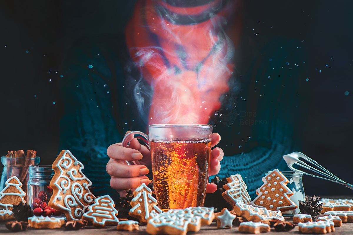 Christmas Night Cookies / Dina Belenko - Дина Беленко