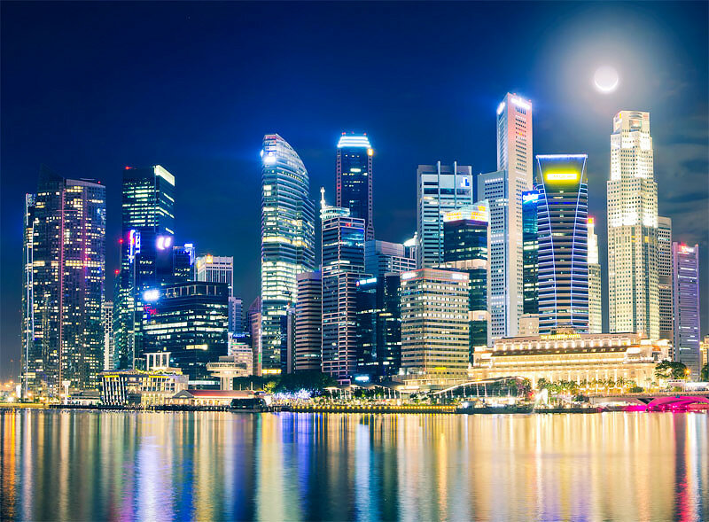 Топ-19 наиболее богатых и экономически развитых городов мира