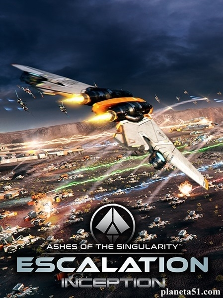 Ashes of the Singularity: Escalation - Inception (2017/ENG/MULTi6)