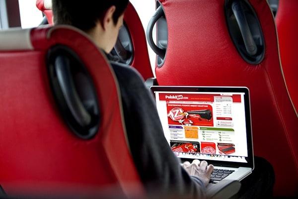 ВХерсоне и 6-ти остальных украинских городах будет работать польский автобусный перевозчик