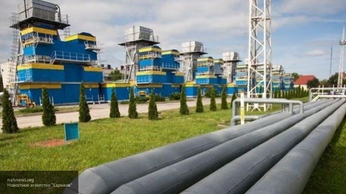 Украина нарастила транзит газа вначале года на38%