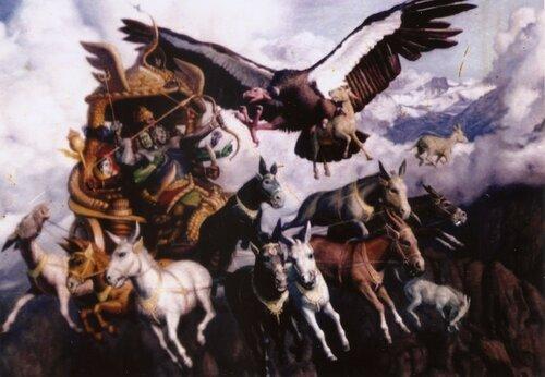 Сражение Рамы с Раваной
