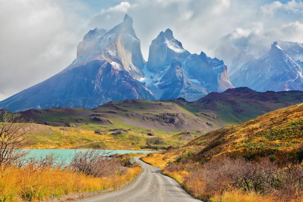 © travelask  Национальный парк Торрес-дель-Пайне расположен вчилийской части Патагонии. Помн