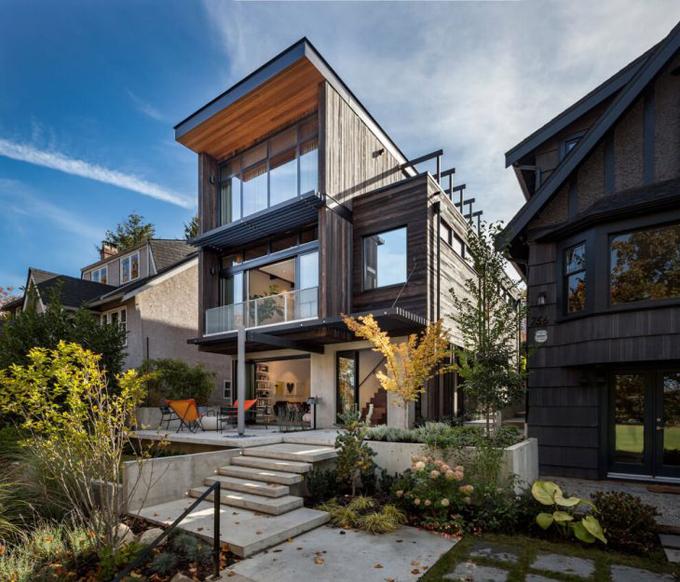 Дом в Чикаго от Project 22 Design