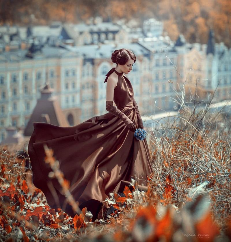 Необыкновенные фотографии Ирины Джуль, которые захватывают душу