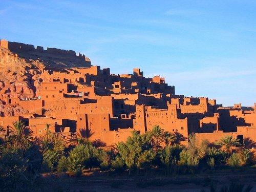 Город наиболее известен благодаря своим касбам (арабское название для цитадели — прим. перев.)
