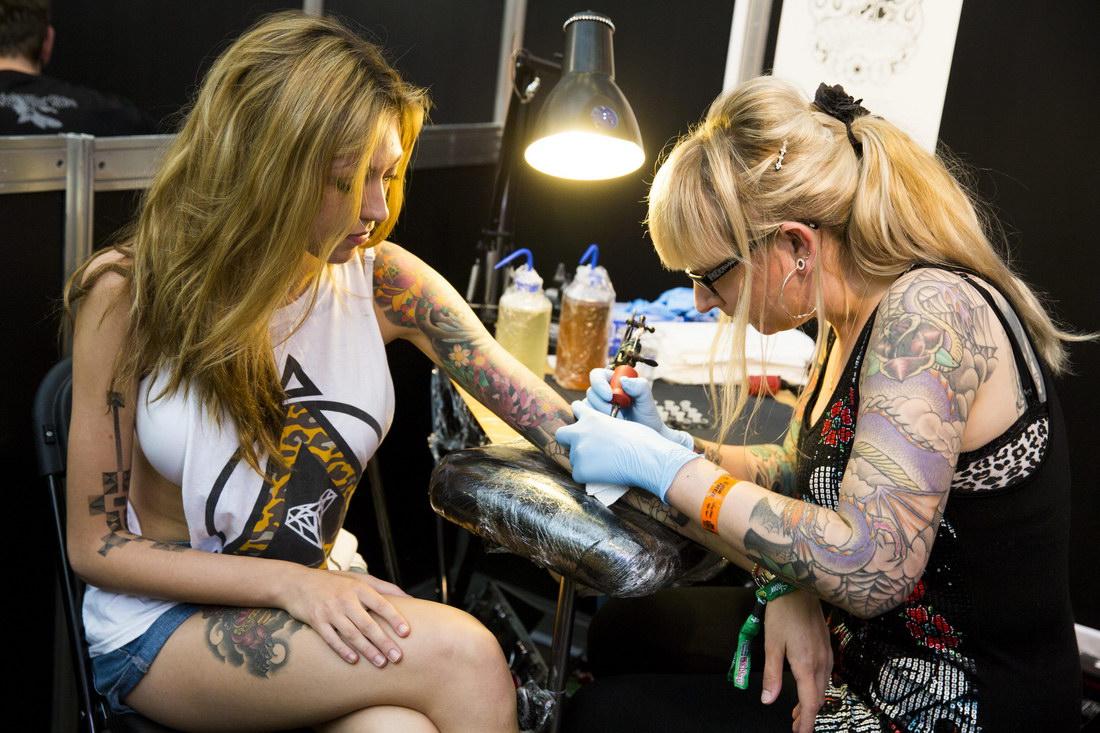 The Great British Tattoo Show