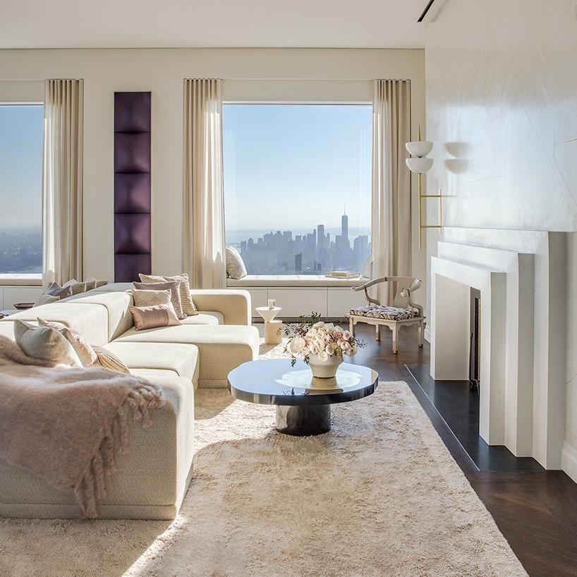 Пентхаус на 92-ом этаже в Нью-Йорке