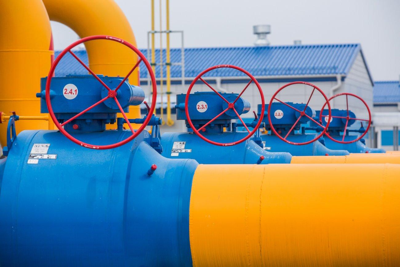 Компрессорная станция «Кубанская» системы газопроводов «Южный коридор»