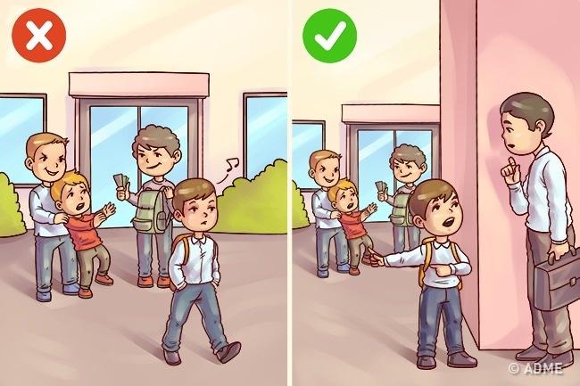 7видов детского поведения, которые опасно оставлять без внимания (7 фото)