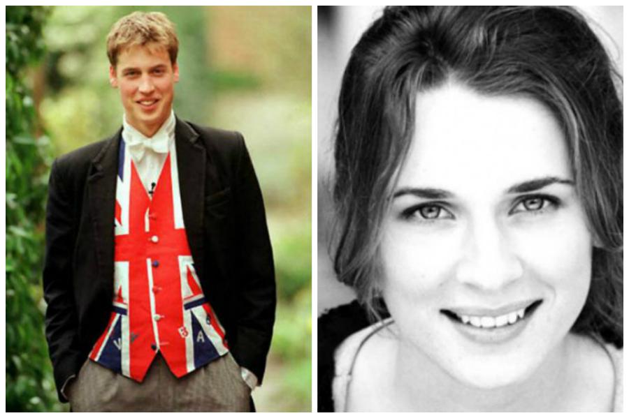 Карли Масси-Бирч С обычной провинциалкой Карли принц закрутил роман, только прибыв в университет. По