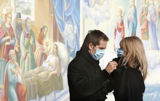 Затри дня количество заболевших гриппом вКиеве выросло на40%