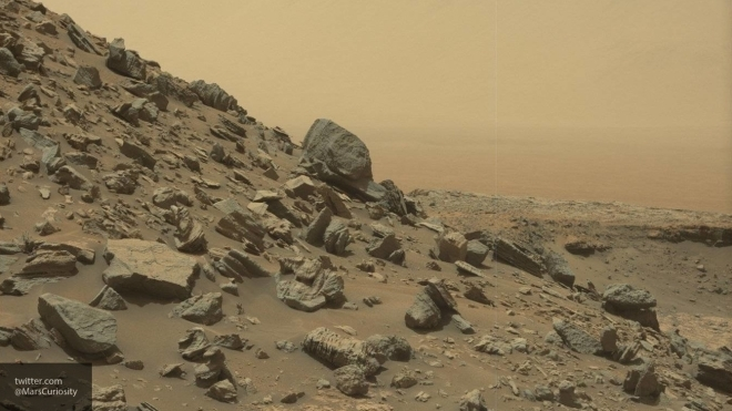 ВНАСА пояснили появление «необычных существ» наповерхности Марса