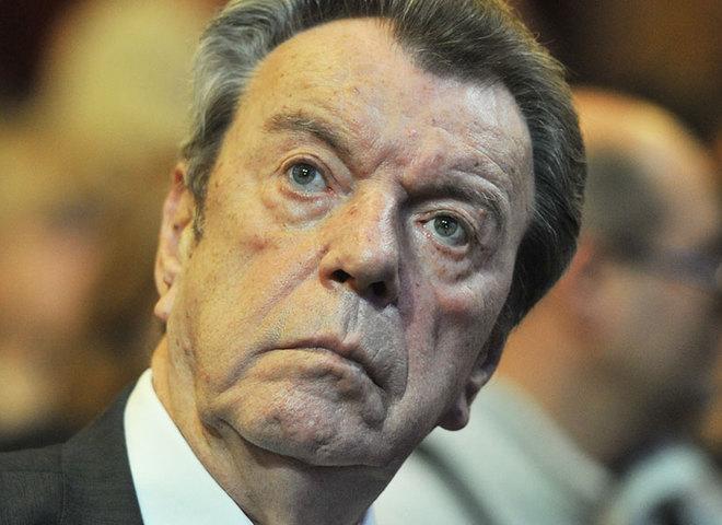 В столице скончался легендарный артист театра икино Вячеслав Шалевич