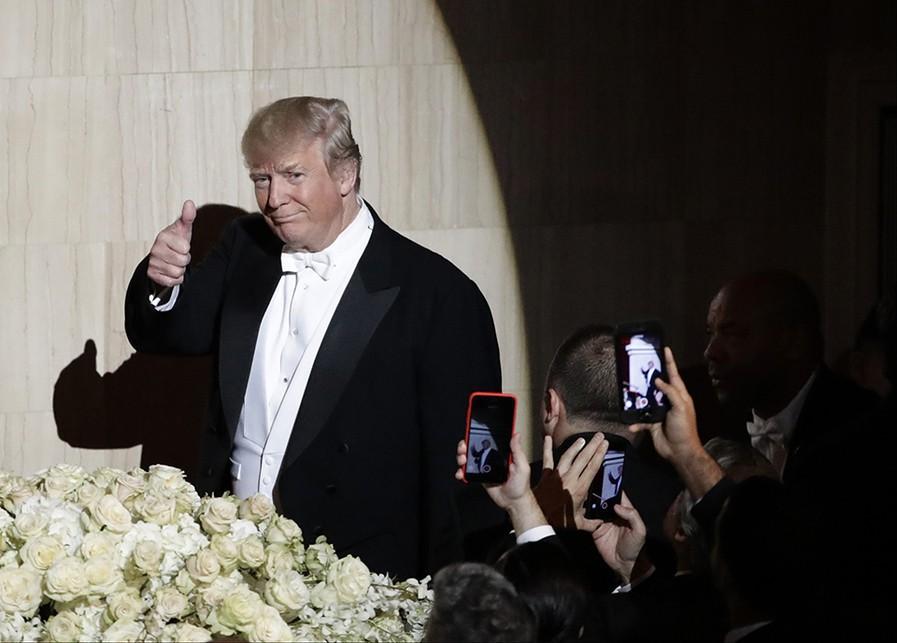 СМИ поведали, скем отпразднует Новый год Дональд Трамп