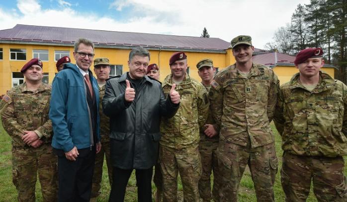 ВРаде зарегистрирован законодательный проект одопуске подразделений иностранных военных натерриторию государства Украины