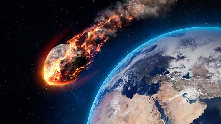 Немалый астероид может привести Землю капокалипсису