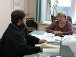 Встреча Ответственного за экологическую работу с руководством Отдела экологии и природопользованию администрации г. Коломны