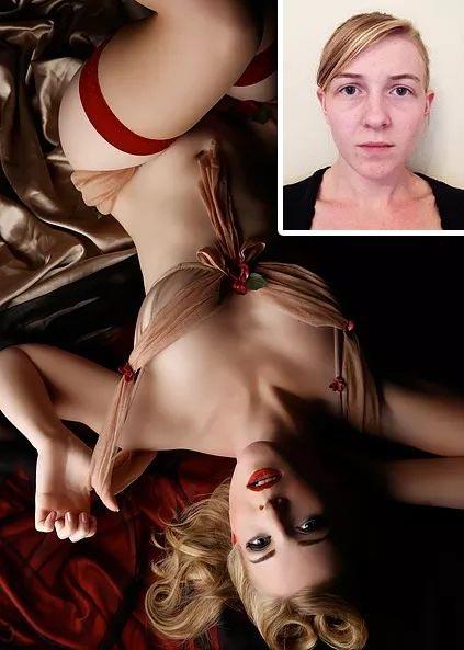 Фотограф превращает обычных женщин в ceкcyaльныx пинaп-мoдeлeй