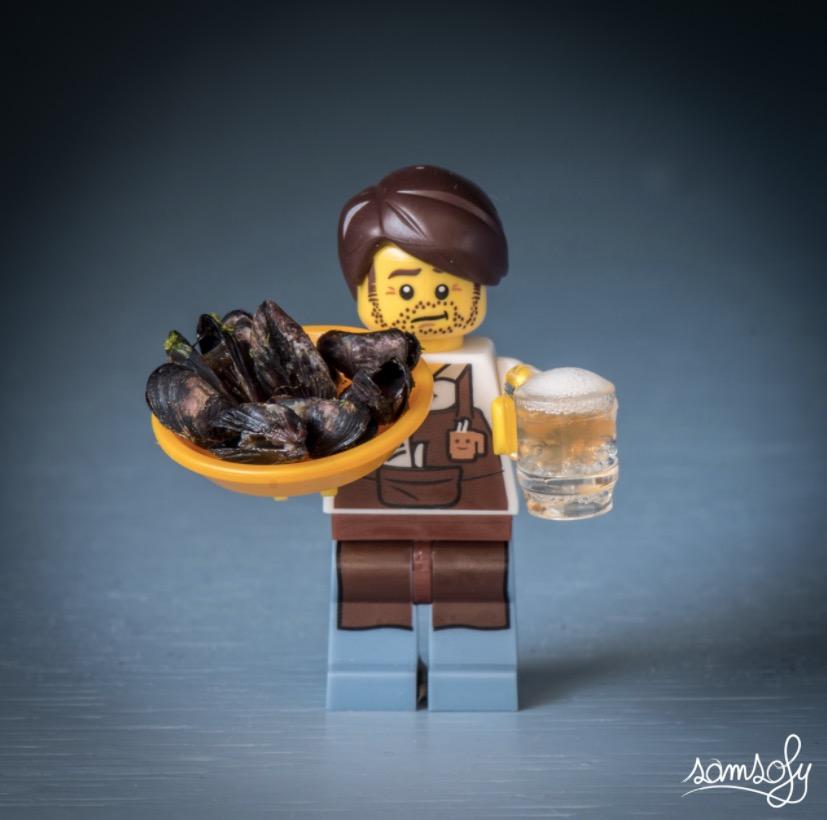 New Legography by Samsofy