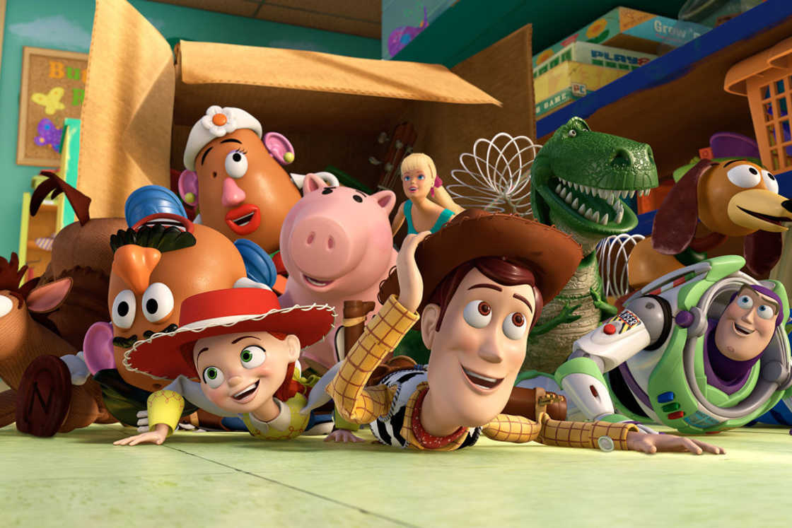 Pixar unveils a video showing how all movies are connected!