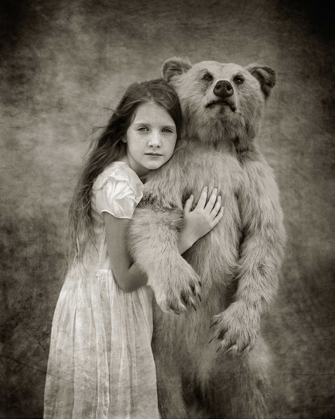 Kids and Animals - The stunning and captivating portraits of Erika Masterson
