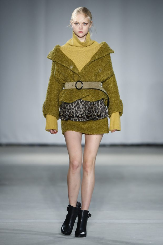 #MBFW Dorothee Schumacher Fall Winter 2017.18 Collection