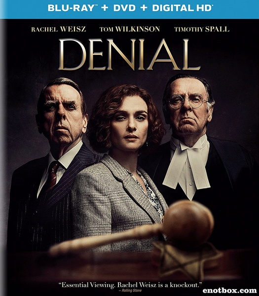 Отрицание / Denial (2016/BDRip/HDRip)