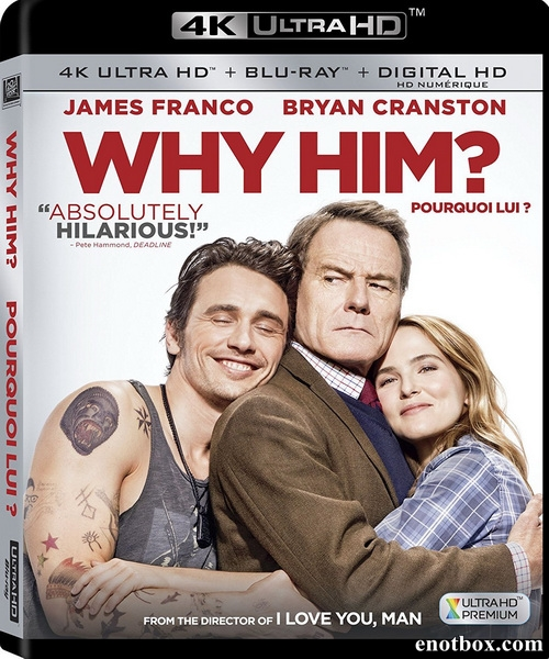 Почему он? / Why Him? (2016/BDRip/HDRip)