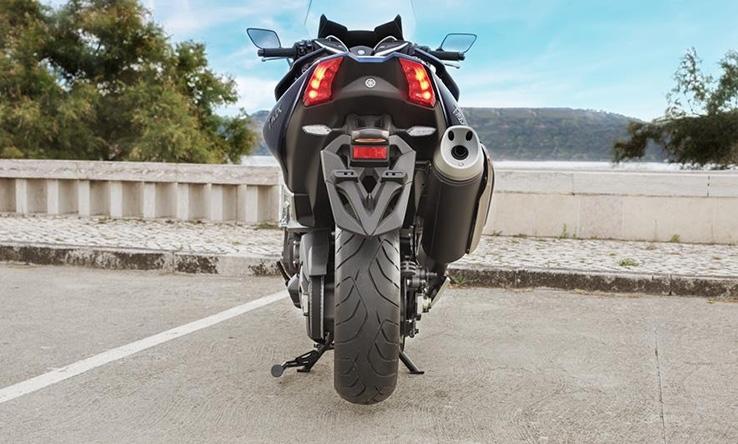 Резина Dunlop RoadSmart III SC - резина для скутеров