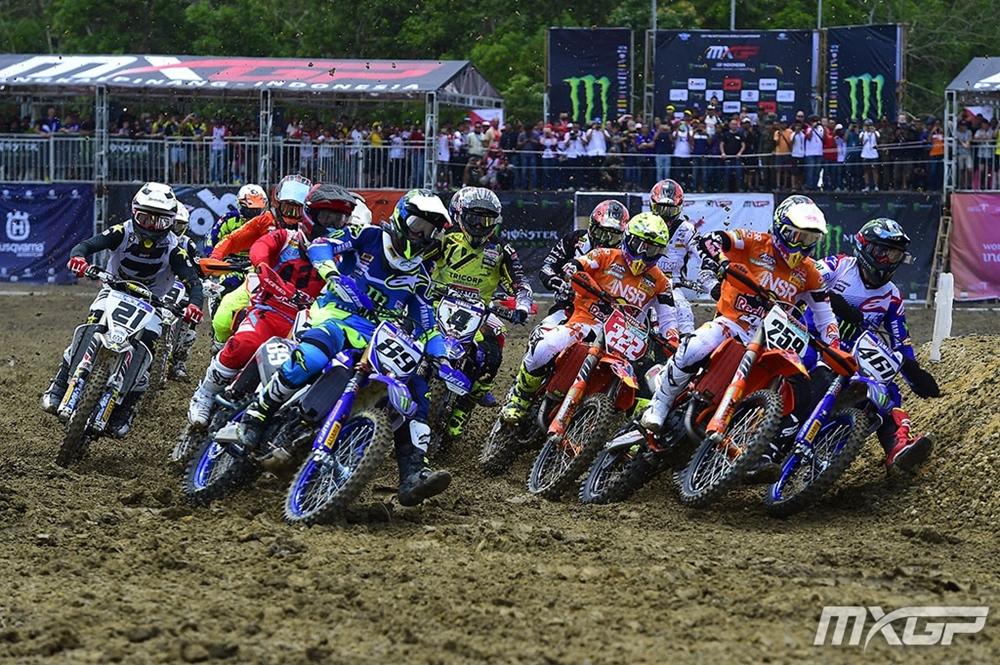 MXGP 2017, этап 2 - Индонезия (результаты, фото, видео)