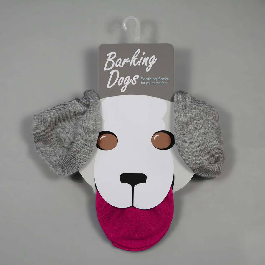 Adorable Socks Packaging
