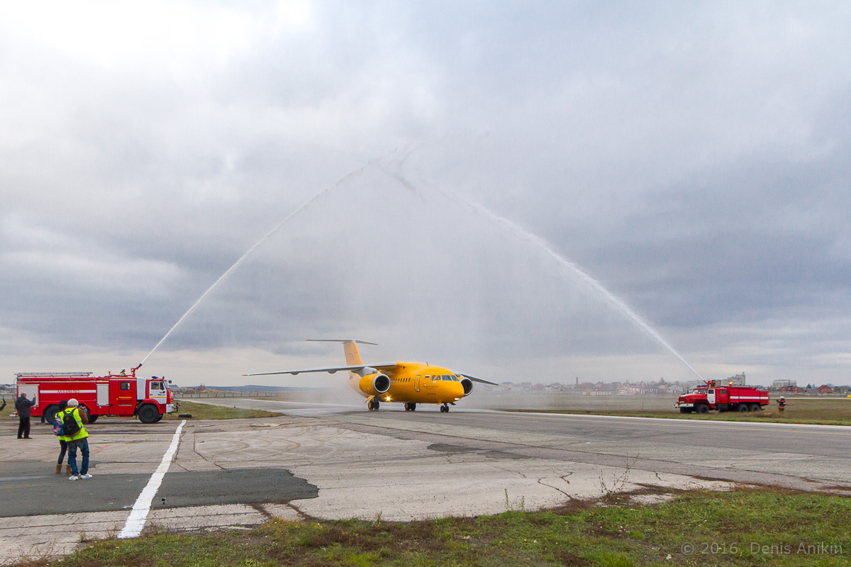 ан-148 аэропорт саратов саратовские авиалинии фото 8