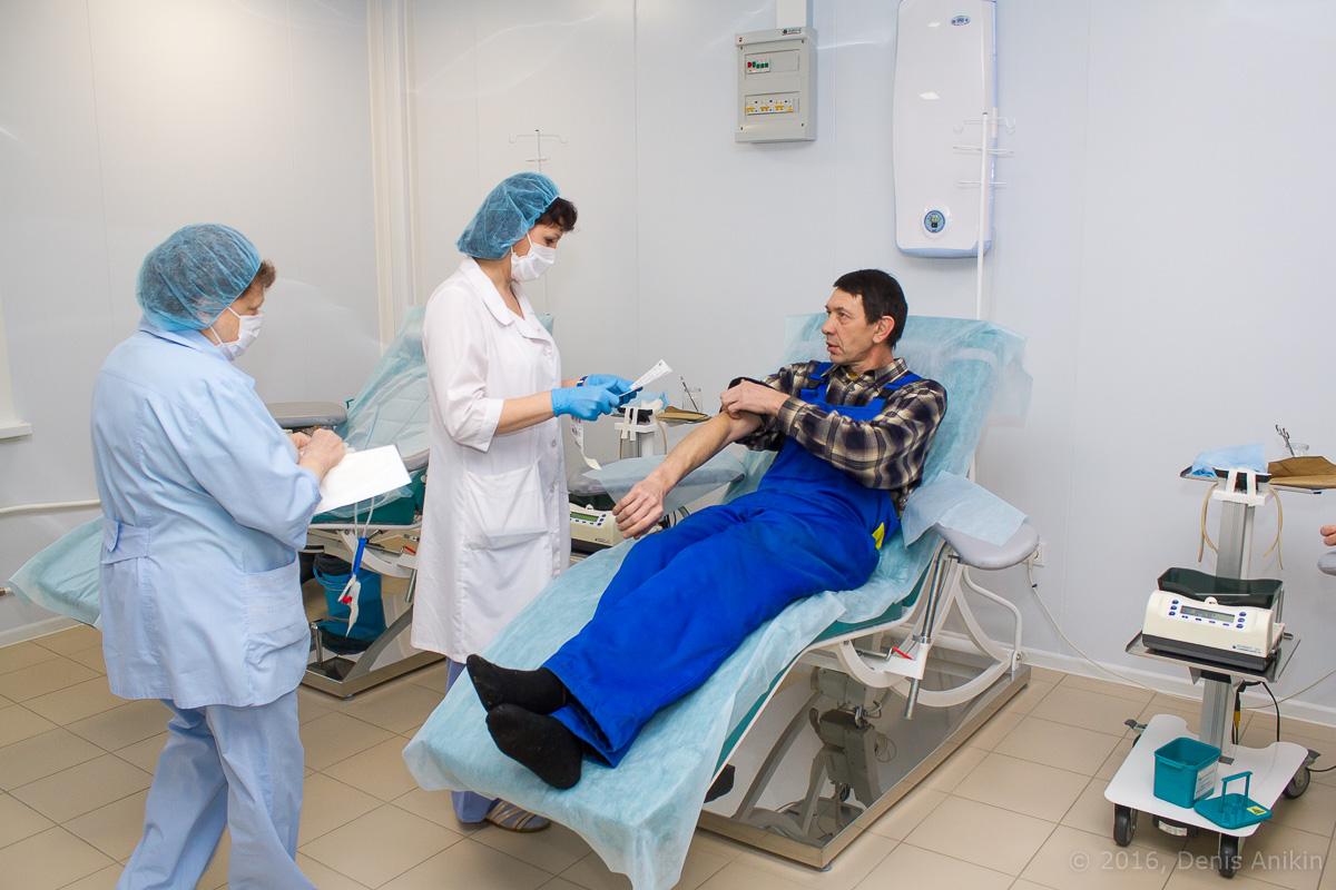 Саратовский областной центр крови фото 10