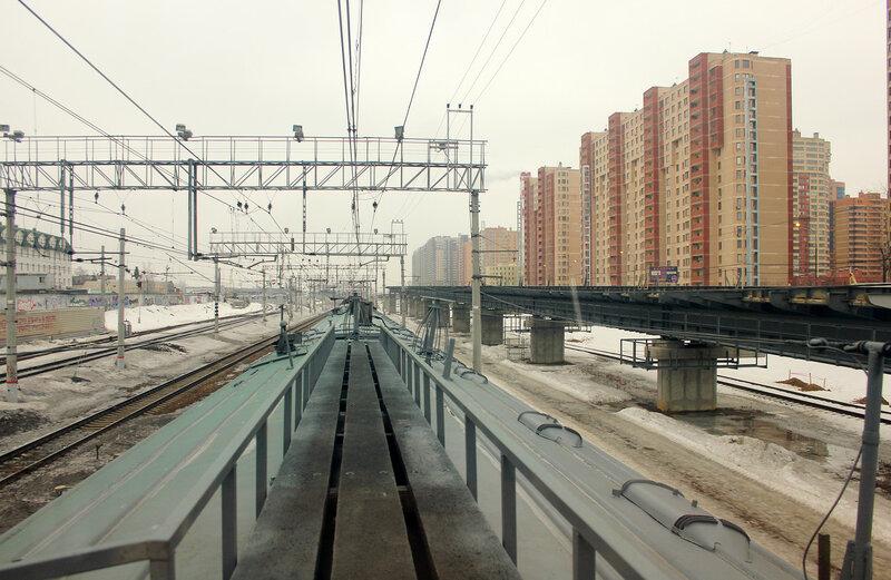 Диагностический комплекс Интеграл проследует станцию Реутово, ответвление на Балашиху
